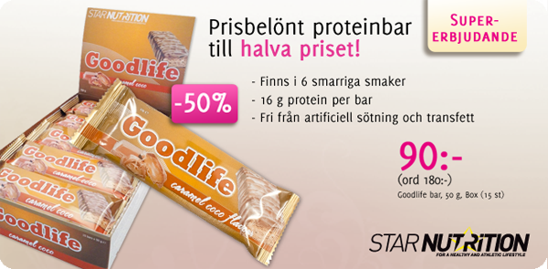 gymgrossisten protein bar