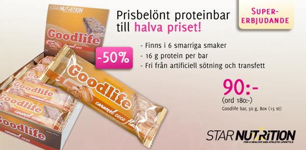 gymgrossisten protein bar